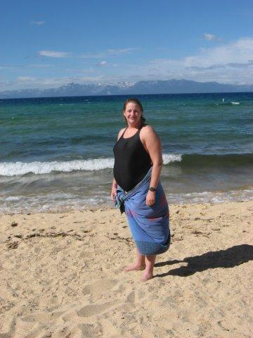 37 weeks at Tahoe